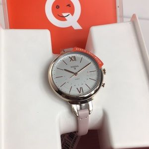 Fossil authentic women's fashion smart watches
